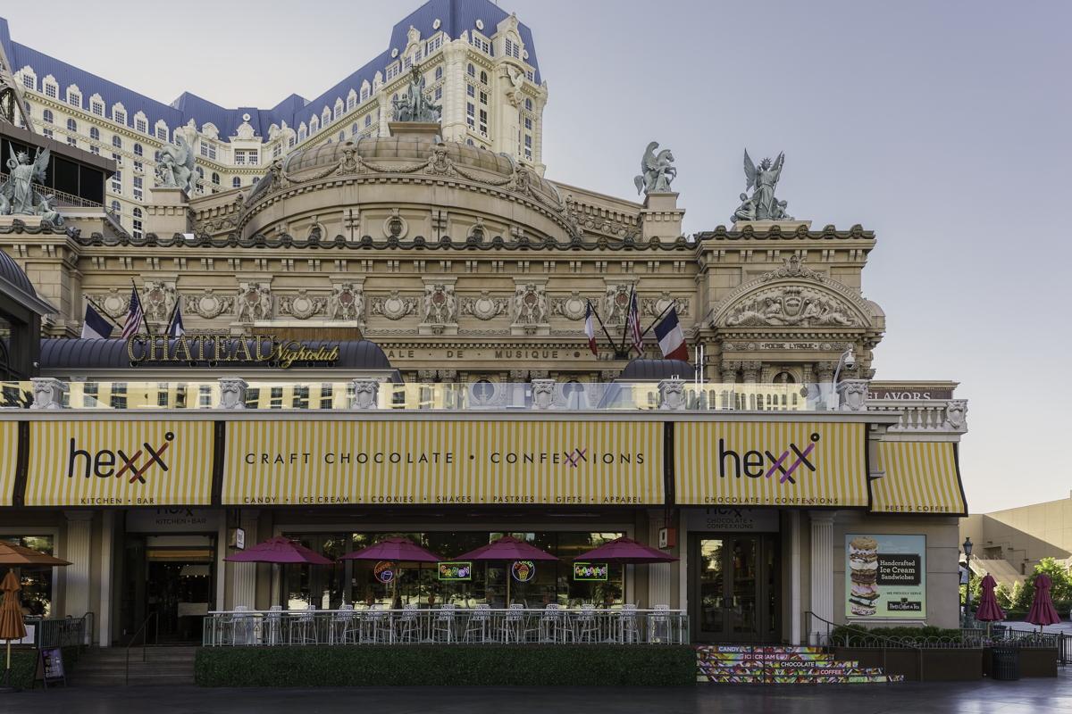 Chocolate Tours Hexx Chocolate Paris Las Vegas