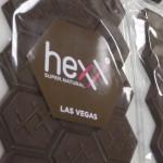 HEXX chocolate bars