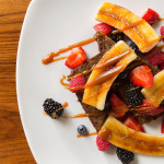 Hexx brunch with Banana Nut French Toast - Anthony Mair