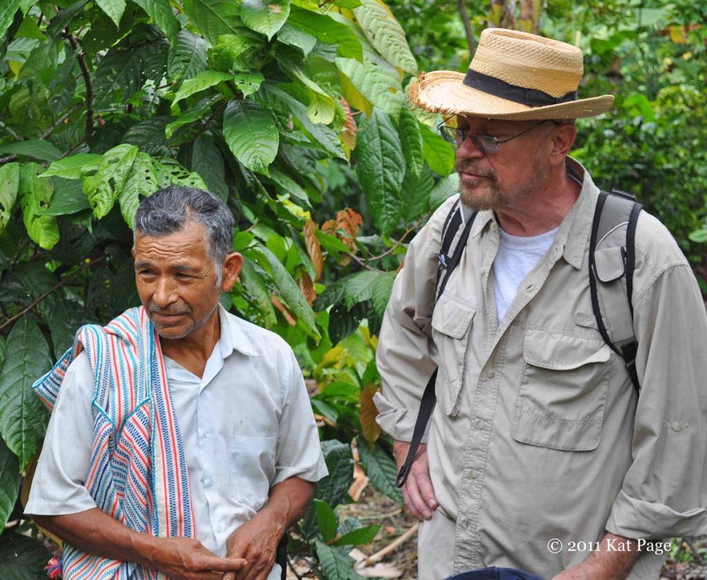 Dan Pearson from Marañón, Peru